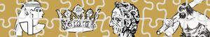 desenhos de Puzzles de História para colorir