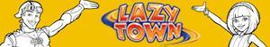 desenhos de Lazy Town para colorir