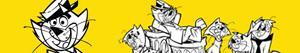 desenhos de Manda-Chuva - Top Cat para colorir