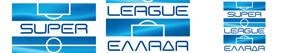 desenhos de Escudos da Liga grega - Superleague para colorir